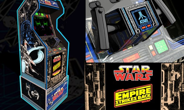 'Star Wars At-Home Arcade' brings a galaxy far, far away home for the holidays