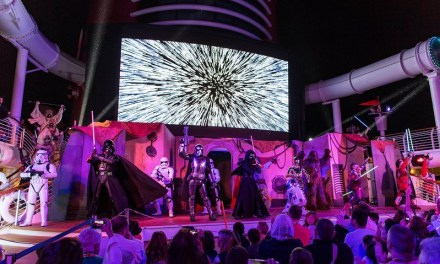STAR WARS DAY AT SEA events to return to Disney Cruise Line in 2021