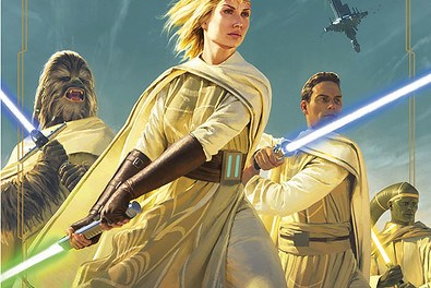 NEW CONTENT: Centuries before the Skywalkers there was STAR WARS: THE HIGH REPUBLIC