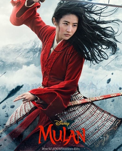 MULAN release confirmed for Premiere Access release on #DisneyPlus, theatrical release as available