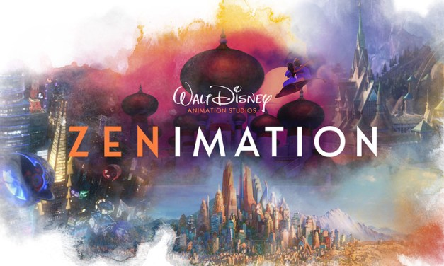 Unexpectedly magical ZENIMATION debuts 10 episodes on #DisneyPlus