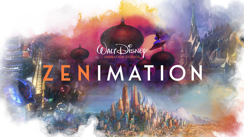 Unexpectedly magical ZENIMATION debuts 10 episodes on #DisneyPlus
