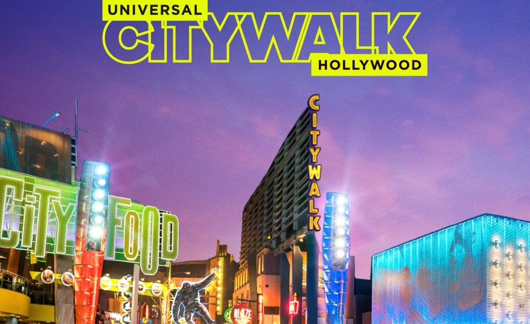 Universal CityWalk in Hollywood begins phased re-opening, offers free self parking