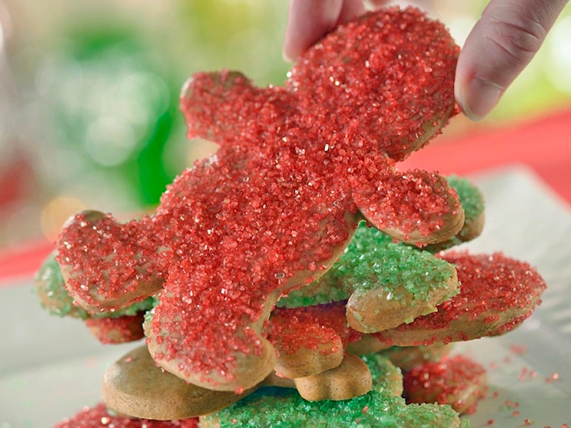 RECIPE: Gingerbread Cookies from Disney's Grand Floridian Resort & Spa   #MIrewind