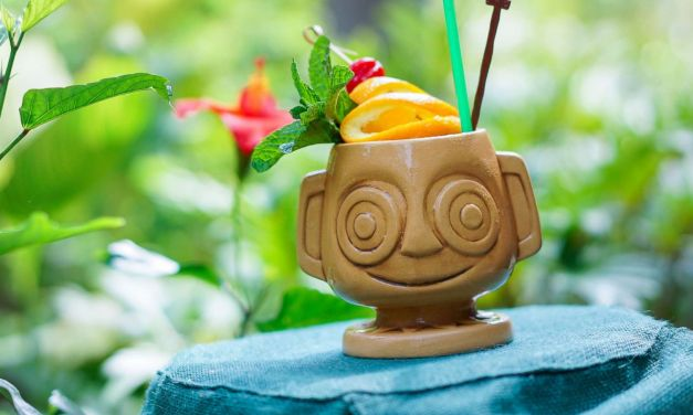 RECIPE: HippopotoMai-Tai cocktail from Trader Sam's at the Disneyland Hotel | #MIrewind