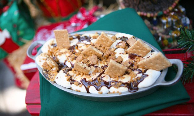 RECIPE: S'mores Bake from Big Thunder Ranch Barbecue at Disneyland | #MIrewind