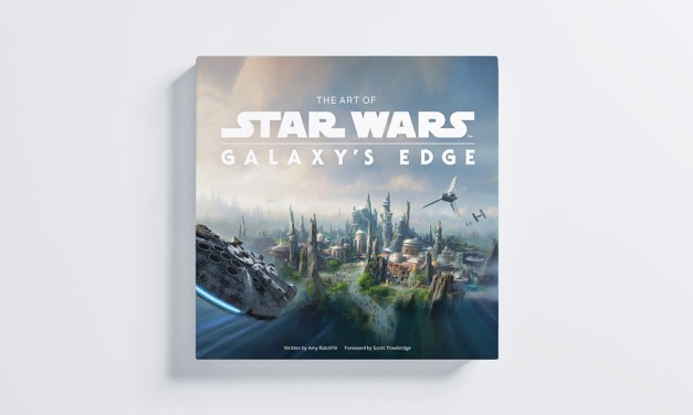 Disney announces 'The Art of Star Wars: Galaxy's Edge' hardcover book; peeks at land, Starcruiser hotel