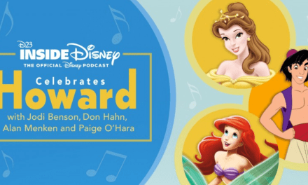 D23 EVENT: All members invited to watch 'D23 Inside Disney Celebrates the Magic and Music of Howard Ashman'