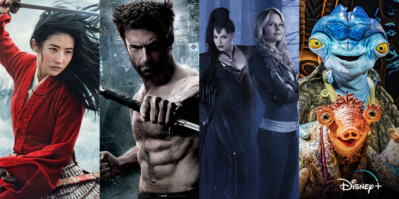 WHAT'S NEW (September 2020) – More movies, series, seasons, and original programming coming to #DisneyPlus
