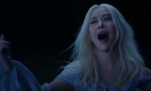 "WATCH: New music video for Christina Aguilera ""Reflection"""