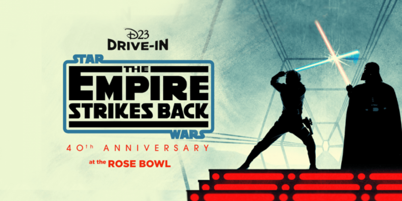 D23 EVENT: Socially distanced fun in a galaxy far, far away for 'D23 Drive-In: STAR WARS' event at the Rose Bowl