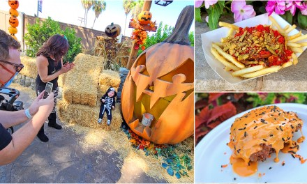 PICTORIAL: Fully immersive KNOTT'S TASTE OF FALL-O-WEEN outdoor event brings tons of sweets, treats, and fun