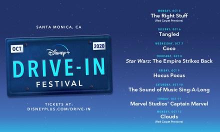 REGISTRATION CLOSED: New 'Disney+ Drive-In Festival' pulls into Santa Monica, Oct. 5-12