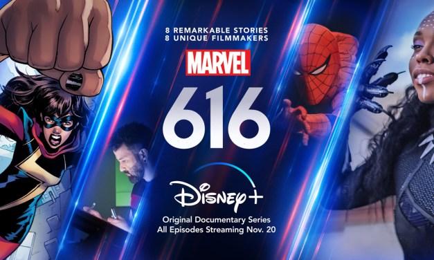 WATCH: MARVEL'S 616 set for Nov. 20 debut on #DisneyPlus; new trailer, poster