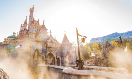 Tokyo Disney Resort officially opens new attractions with Beauty and the Beast, Minnie Mouse, and Baymax
