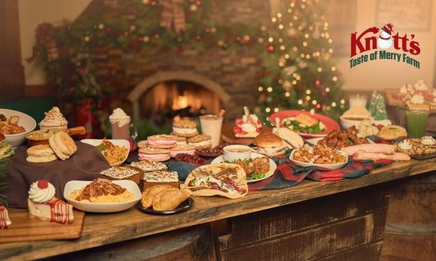 KNOTT'S TASTE OF MERRY FARM bringing Turkey Dinner Tater Tots and more spirited seasonal delights
