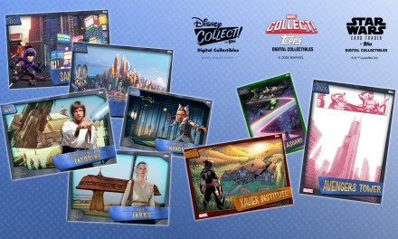 Topps Digital kicking off D23 Fantastic Worlds celebration with exclusive releases