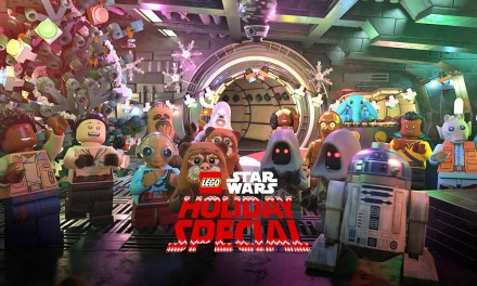REVIEW: Uproarious THE LEGO STAR WARS HOLIDAY SPECIAL is the comedic balm we need this season