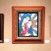 Robberts and Stockburger at Dunn Art Gallery
