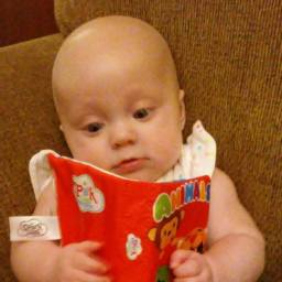 I'm trying to raise a reader....