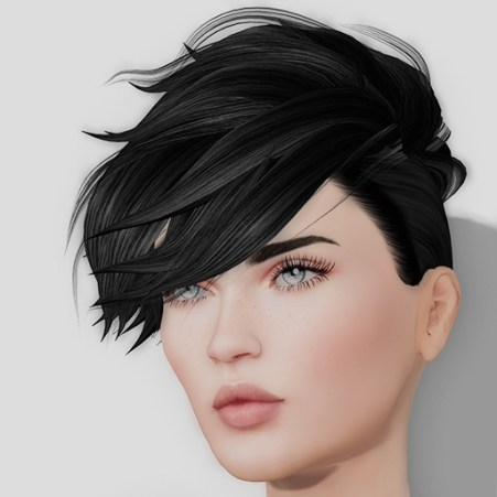 Style 1 - CHEVEUX: M111 Hair