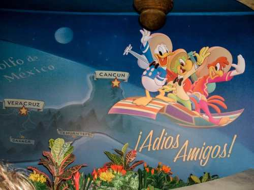 10 Walt Disney World Rides that will put you to sleep #Disney #DisneyKids #DisneyWorld #FamilyTravel #Travel