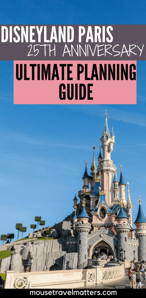 Planning a trip to Europe and considering a day at Disneyland Paris? Being one of the most popular tourist destinations in Europe. Disney fans planning an international trip for Disneyland Paris with (other stuff), this ultimate guide will cover everyone. Disneyland Paris Trip Planning Guide