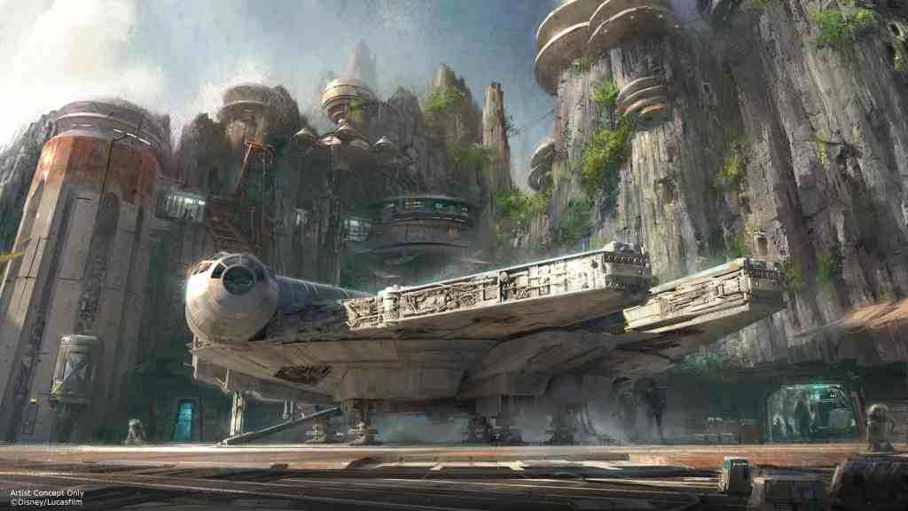 Galaxy's Edge, the new attraction will take you inside the world ofStar Warswith your own story and missions which is more immersive than just an open theme park where you wander around to various shops and rides.  #vacationsideas #starwars #waltdisneyworld #disney #disneyworld #hollywoodstudios#galaxysedge#disneyparks#starwarsgalaxysedge #GalacticNights#BlackSpireOutpost