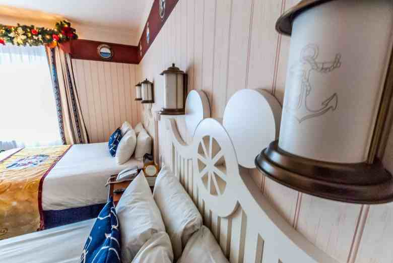 Newport Bay Club, Disneyland Paris hotel review, with kids.