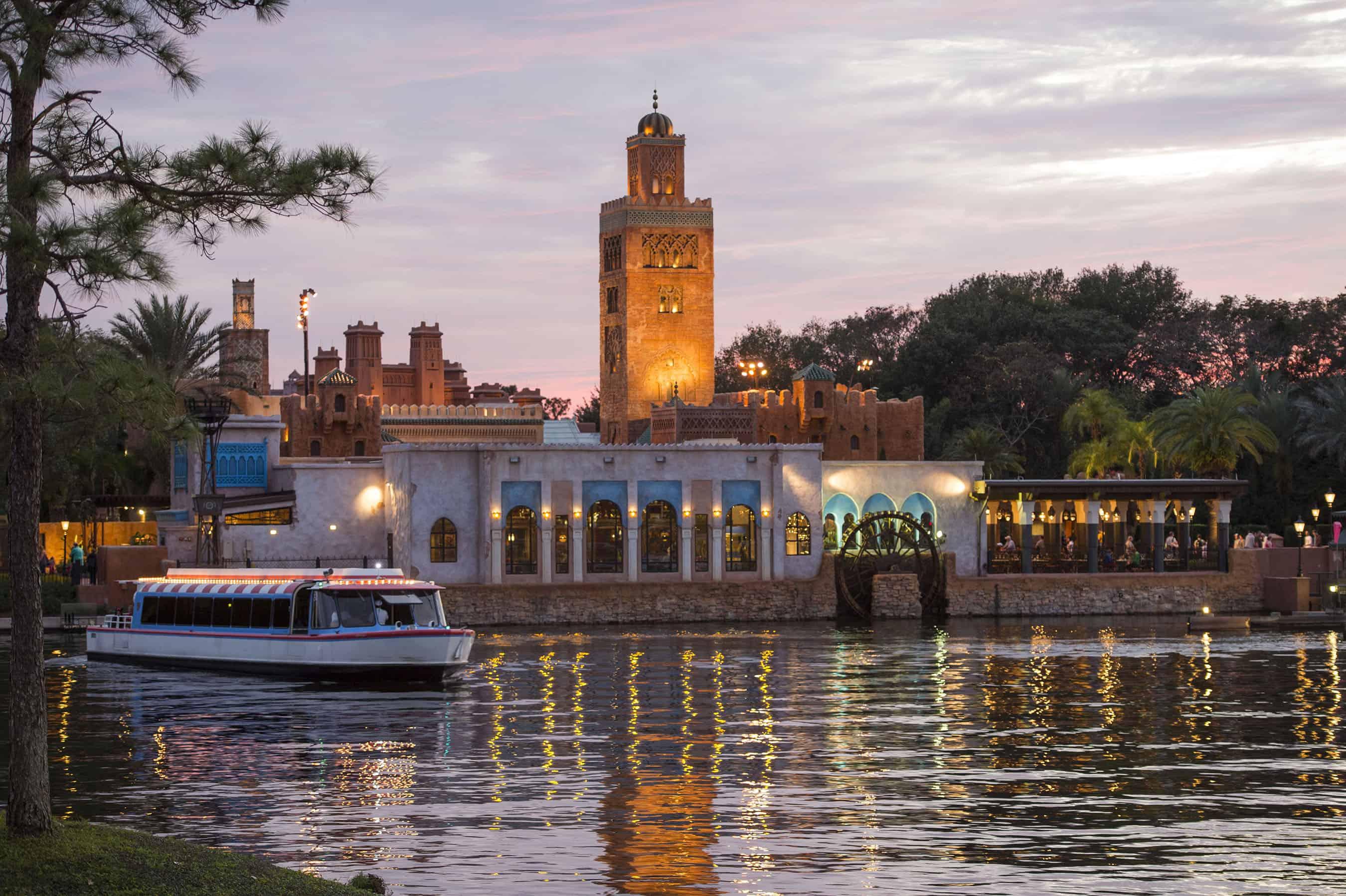 Epcot Vs Reality Morocco Edition Mouse Travel Matters