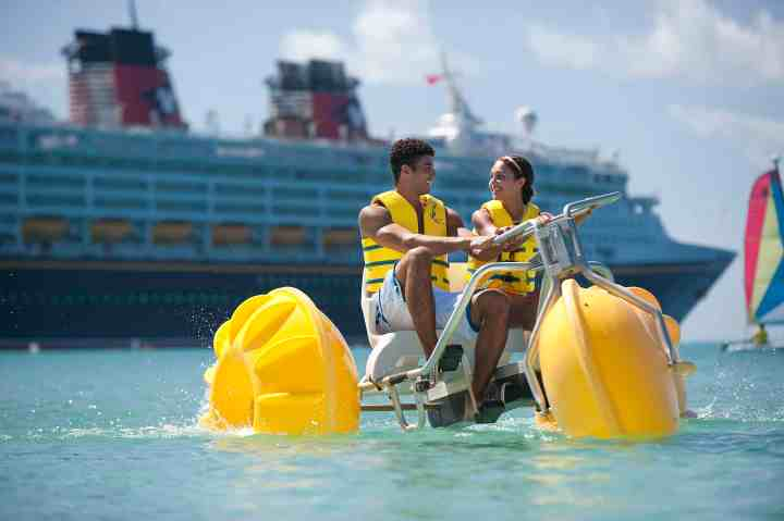 Want to know how to make the most of your visit to Disney's private island Castaway Cay? Learn everything you need to know about how to make your day on Disney Castaway Cay extra special. #DisneyCruise #DisneyCastawayCay #DisneyCruiseCastawayCay #DisneyPrivateIsland #DisneyCruiseShip #DisneyFantasy #DisneyWonder