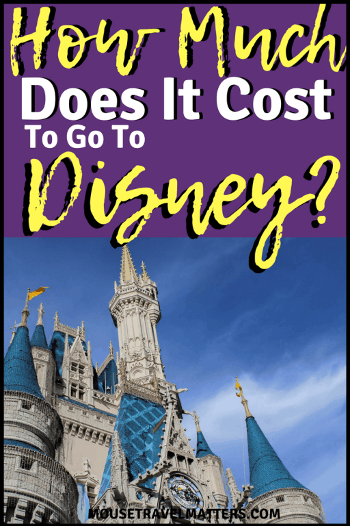 How Much Does A Disney World Trip Cost? Here's all the costs you need to know about before you go on your first trip to Walt Disney World   WDW   Walt Disney World Trip   Family Travel   Trip Planning   Plan Disney World Trip   #disney #disneyworld #disneyworldtrip #firsttimedisney