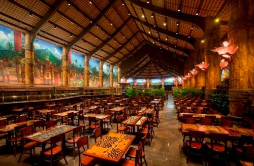 ohana Walt Disney World Restaurants with Fireworks Views TheMouseForLess TheMouseForLess 8.7k followers Follow Walt Disney World (Magic Kingdom and Epcot) Restaurants with Fireworks Views of the nighttime shows while sitting inside the restaurant.