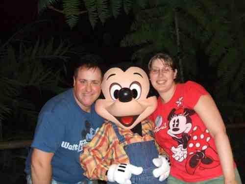 Garden Grill, Walt Disney World