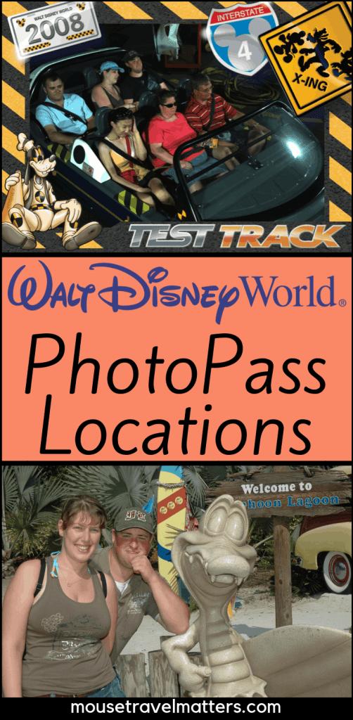 Must Visit Photo Locations To Make buying Memory Maker Worth Your Money! Here are all of the Photopass Locations at Walt Disney #WaltDisneyWorld #DisneyTripPlanning#DisneyPhotopass