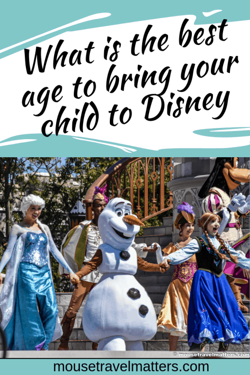 Think your kids are too young to take them to Disney World to truly enjoy the full experience? Think again... here are 5 reasons why you should take your kids to Disney World NOW! What is the best age to bring your child to Disney