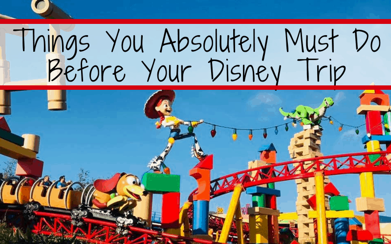 Things You Absolutely Must Do Before Your Walt Disney