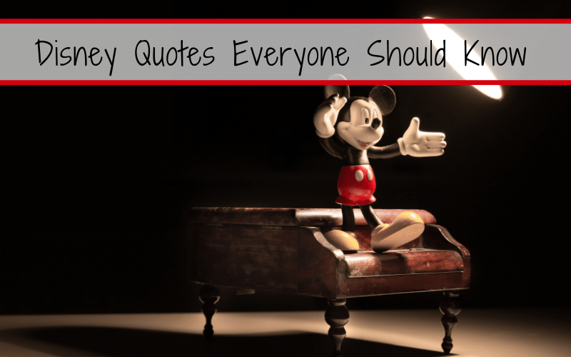 20 Obscure Disney Movie Quotes Everyone Should Know