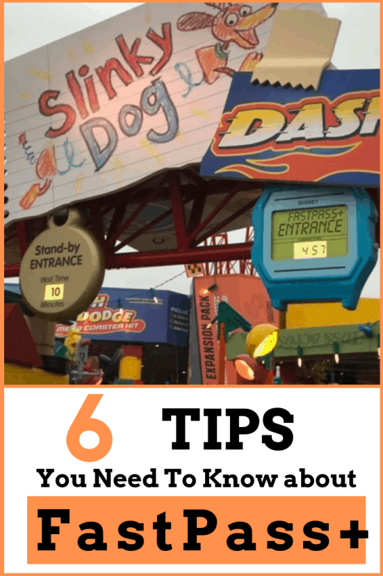 FastPass+ Tips You Need To Know