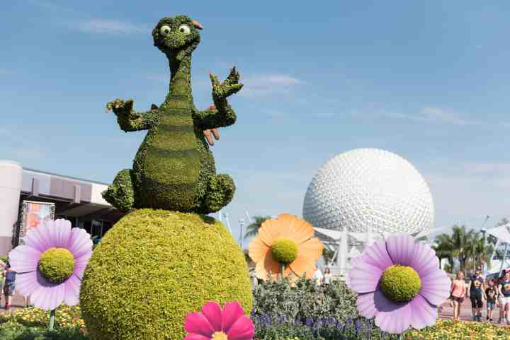 Gluten-Free Flower and Garden Festival - Epcot