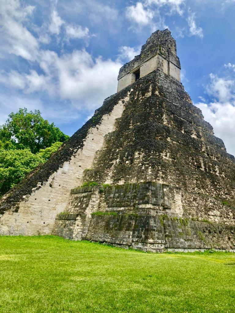 Tikal Guatemala como llegar