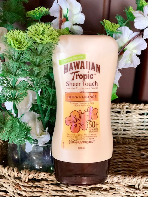 Hawaiian tropic 50