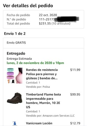 Amazon Honduras Compras Internet