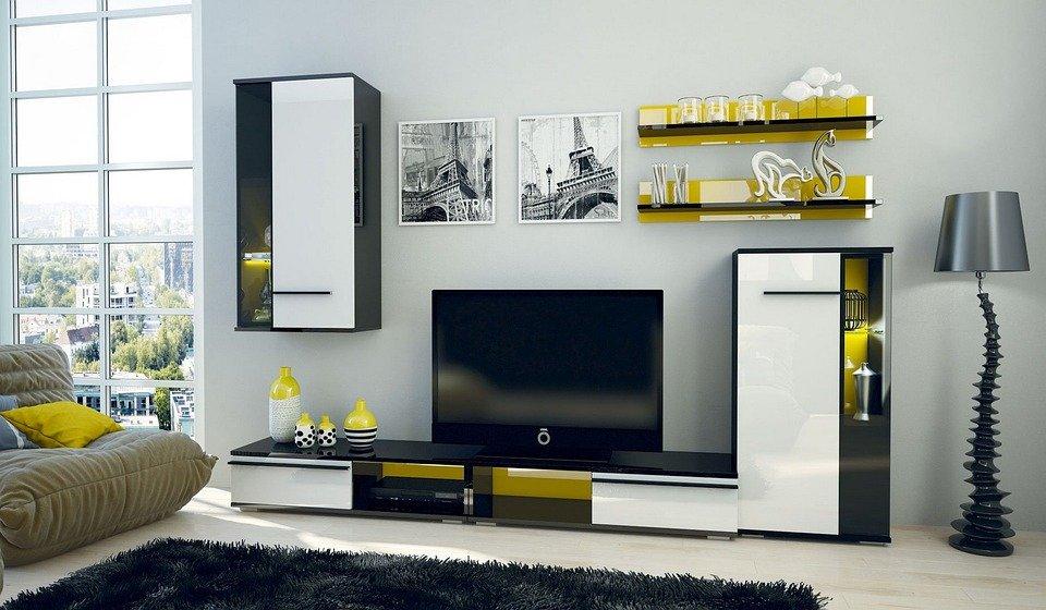 choisir des meubles de salon design et