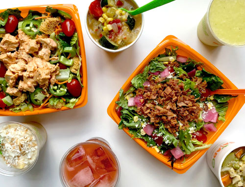 east valley based concept salad and go