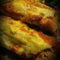 Braised Beef Cannelloni