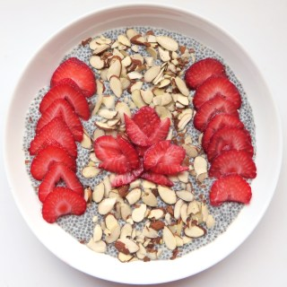 Happy Canada Day! (& Chia Pudding Recipe)