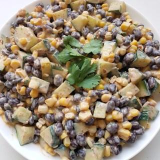 Chipotle Black Bean Salad