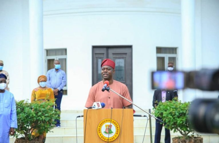 Covid-19: Makinde relaxes curfew, Others