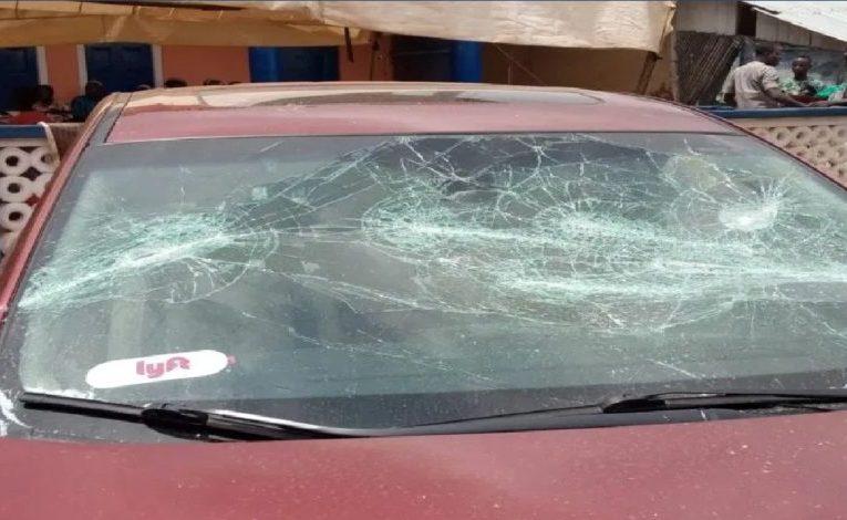 Gunmen attack monarch in Lagos